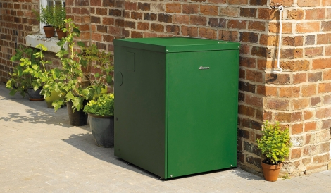 Worcester Greenstar outdoor range